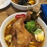 スープカレー スアゲ3 -