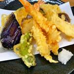産直ダイニング 瑞 - 料理写真:天ぷら