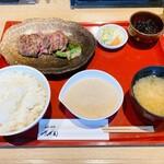 日本料理 ざぜん - 牛タンステーキとろろ御膳