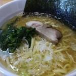 麺家 六三四 - ラーメン(600円)