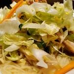 中国料理 かおたん - 優しい盛り具合