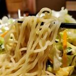 中国料理 かおたん - 麺リフト