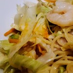中国料理 かおたん - 辣油をオン