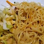 中国料理 かおたん - 麺はツルツル