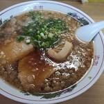 尾道ラーメン 味億 - 料理写真:ラーメン