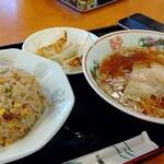麺 三福 - 料理写真: