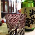 YAOE - 冷酒「御前酒」