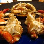 YAOE - スケベ蟹の調理後の姿