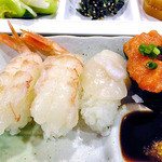 神戸クックワールドビュッフェ - 握り寿司