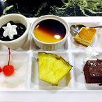 神戸クックワールドビュッフェ - デザート類