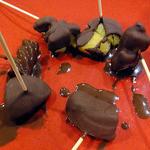 神戸クックワールドビュッフェ - チョコレートファウンテン