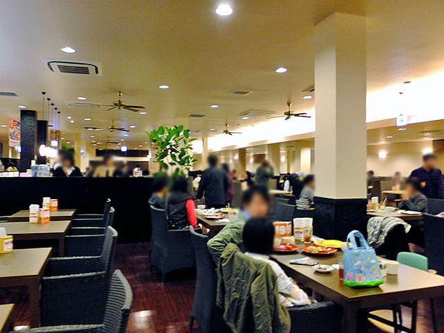 神戸クック ワールドビュッフェ 新潟東店>