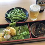 飯村キッチン - 料理写真:この日のおつまみセット390円税込