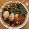 麺'sキッチン RIRI - 料理写真:「味玉中華そば」@900
