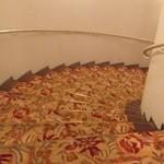 ザ・プリンス さくらタワー東京 - ホテルロビーからアムールスパへ続く螺旋階段