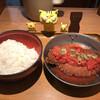 祭太鼓 - 料理写真:ひやトマトかつ丼 620円(税込) ※並ロース