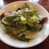 ロス・アンジェルス - 料理写真:ランチセットのサラダ