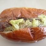 鈴木屋 - チキンカツ(ささみ)サンド