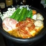 ありんくりん - キムチチゲ鍋