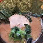 三代目 麺家 あくた川 - 料理写真:身体に悪い??じゃあ食べなければいい(≧∇≦)b(笑)