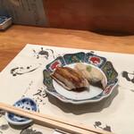 寿司処 福家 - 穴子は白焼きと甘だれで