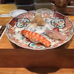 寿司処 福家 - 海老うまー