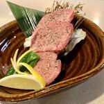 美福苑 - 料理写真:厚切り上タン塩