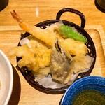 156469272 - ランチの天ぷら