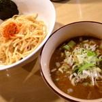 ajito - ajitoのつけ麺(780円)