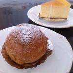 おかしのお店 コグマ - シュークリームもチーズケーキも、本当に美味しい