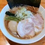 らぁ麺 次男坊 - 料理写真:特盛らぁ麺¥980