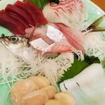 活魚料理 あきやま - 料理写真: