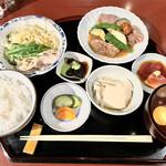 赤坂 多に川 - 豪勢なランチ