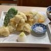 浪花鮓 まえなか - 料理写真:鱧の天ぷら