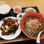 中華料理 喜多郎 - 麻婆茄子ランチ