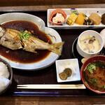 食彩 あさ乃 - 煮魚御膳