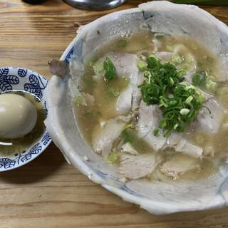 中華そば 紅蘭 - 料理写真:チャーシュー麺(並)