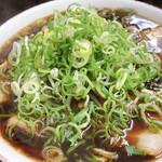 新福菜館 - 料理写真:ラーメン