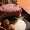 極味 - 料理写真:厚切和牛ミスジ