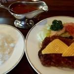 西洋料理店 エスコフィエ - 奈川産もち豚のカツレツミラノ風(2,310円)+ライス(?円)