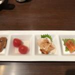 中国鮮家 響鈴 - 料理写真: