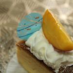 156511398 - クリームチーズケーキ