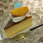 156511401 - クリームチーズケーキ