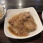 味安 - 生姜焼き