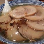 笑まる - チャーシュー麺!(^^)!