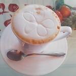 アイプラス - 料理写真:バニララテ450円♪