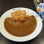 CoCo壱番屋 - 料理写真:パリパリチキンカレー(3辛ライス普通) 854円