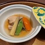 最上亭 - 煮物