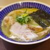 らぁ麺 桃の屋 - 料理写真:あっさり塩らぁ麺