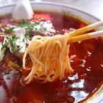 宮下 - ラージャン麺大盛り